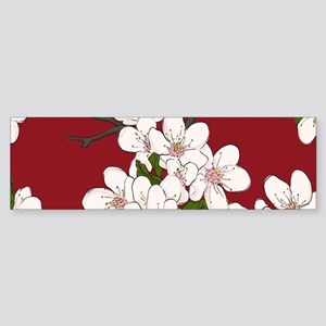 Cherry Blossoms Bumper Sticker