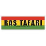 Ras Tafari Bumper Sticker (50 Pk)