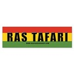 Ras Tafari Bumper Sticker (10 pk)