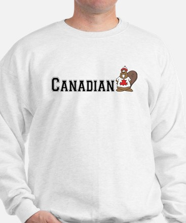Canadian Beaver Sweater
