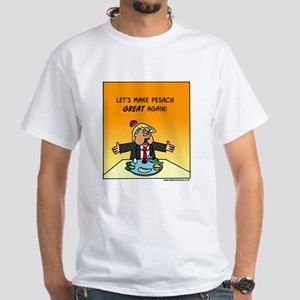 Make Pesach Great Again Trump T-Shirts