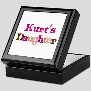 Kurt's Dad Keepsake Box