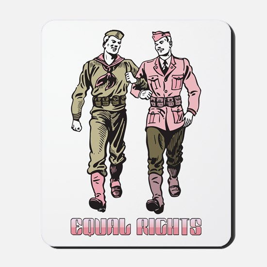 Gay Equal Rights Mousepad