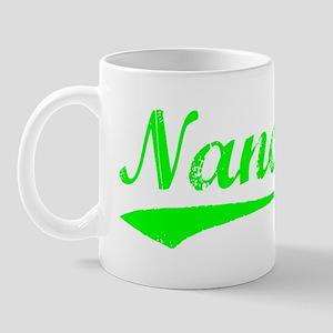 Vintage Nancy (Green) Mug