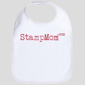 StampMom Rose Bib