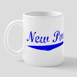 Vintage New Port R.. (Blue) Mug