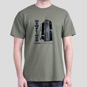 Dark T-Shirt-NEWSLINER