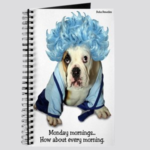 Monday Morning Bulldog Journal