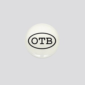 OTB Oval Mini Button