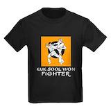 Kuk sool won Kids T-shirts (Dark)
