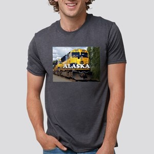 Alaska Railroad engine locomotive 2 T-Shirt