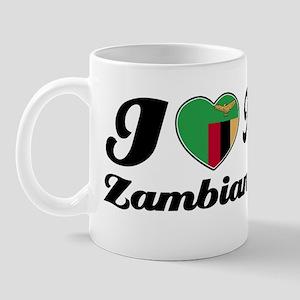 I love my Zambian Wife Mug