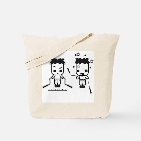 Bio Series: Stringer Hurt Sid Tote Bag