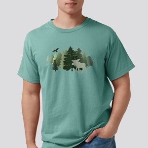 Moose in the Forest T-Shirt
