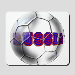 Russian football Mousepad