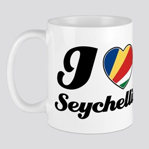 I love my Seychellian Wife Mug