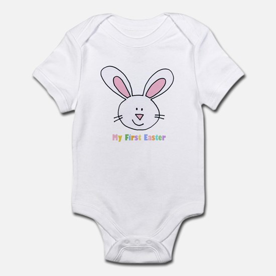 1st Easter Infant Bodysuit
