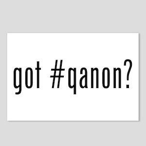 got #qanon Postcards 8 Pack