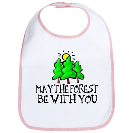 May The Forest Bib