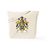 Kurz Family Crest Tote Bag