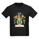Kurz Family Crest Kids Dark T-Shirt