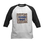 Afikomen Hunter Kids Baseball Jersey