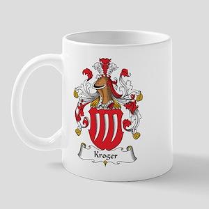 Kroger Family Crest Mug