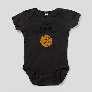 Eat Sleep Basketball Body Suit