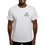 Shower with a Coastie Light T-Shirt