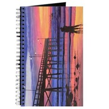 Dusk at the Pier Journal