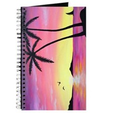 Tropical Sunrise Journal