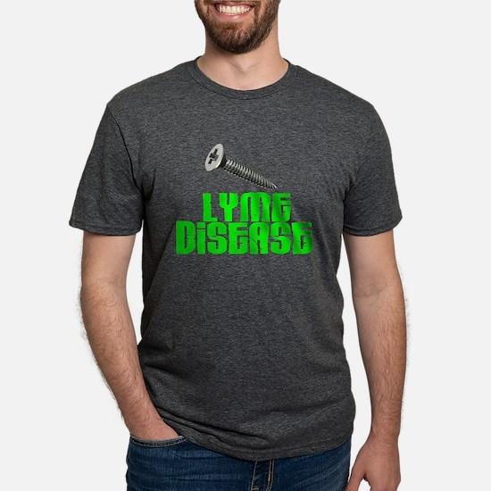 Screw Lyme Disease Women's Dark T-Shirt