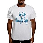 Shower with a Coastie ver2 Light T-Shirt
