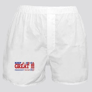TRUMP | Keep America Great President Boxer Shorts