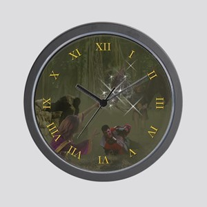 The Gate of Death Wall Clock