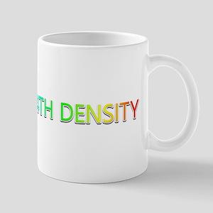 Peace Love 4th Density Mugs