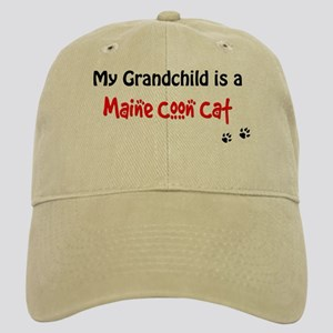 Maine Coon Grandchild Cap