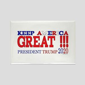 TRUMP | Keep America Great President TRUMP Magnets