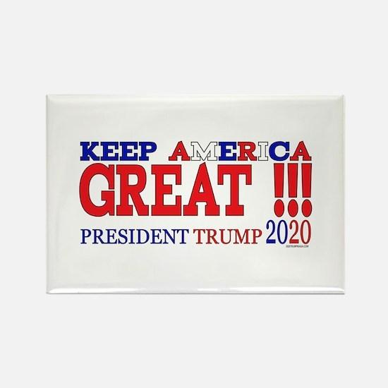 TRUMP   Keep America Great President TRUMP Magnets