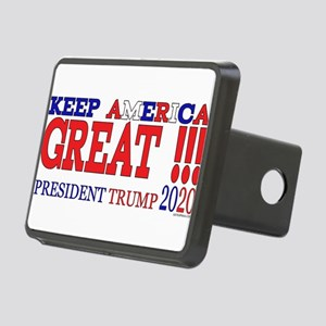 TRUMP | Keep America Great Rectangular Hitch Cover