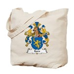 Korn Family Crest Tote Bag