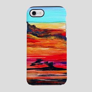 Arizona Abstract Landscape iPhone 8/7 Tough Case