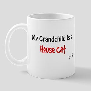House Cat Grandchild Mug