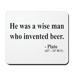 Plato 24 Mousepad