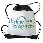 SkyClog Drawstring Bag