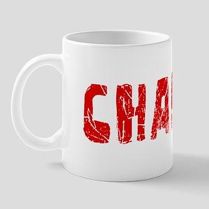 Chaka Faded (Red) Mug