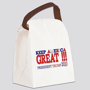 TRUMP | Keep America Great Presid Canvas Lunch Bag