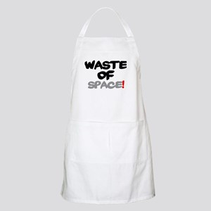 WASTE OF SPACE! Light Apron