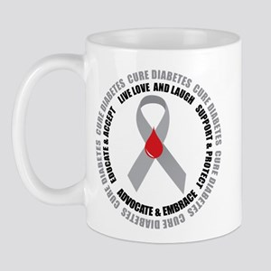 Diabetes Awareness Mug