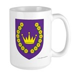 Queen of the East Large Mug